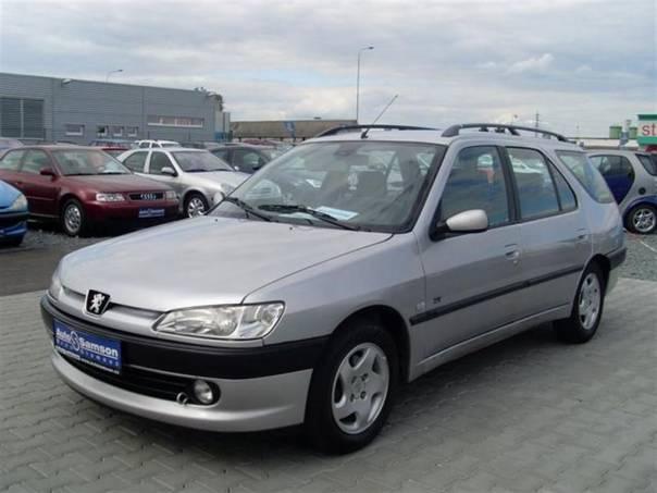 Peugeot 306 1.9 TD XT *KLIMATIZACE*, foto 1 Auto – moto , Automobily   spěcháto.cz - bazar, inzerce zdarma