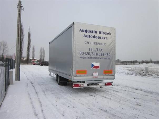 AGV 10T 7,40/2,48/2,80, foto 1 Užitkové a nákladní vozy, Přívěsy a návěsy | spěcháto.cz - bazar, inzerce zdarma