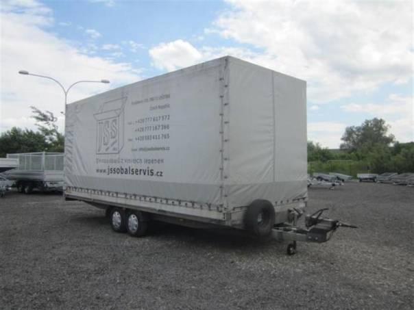 DN B2 6,58/2,47/2,70, foto 1 Užitkové a nákladní vozy, Přívěsy a návěsy | spěcháto.cz - bazar, inzerce zdarma