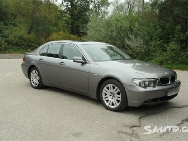 BMW Řada 7 BMW 730 D, foto 1 Auto – moto , Automobily | spěcháto.cz - bazar, inzerce zdarma