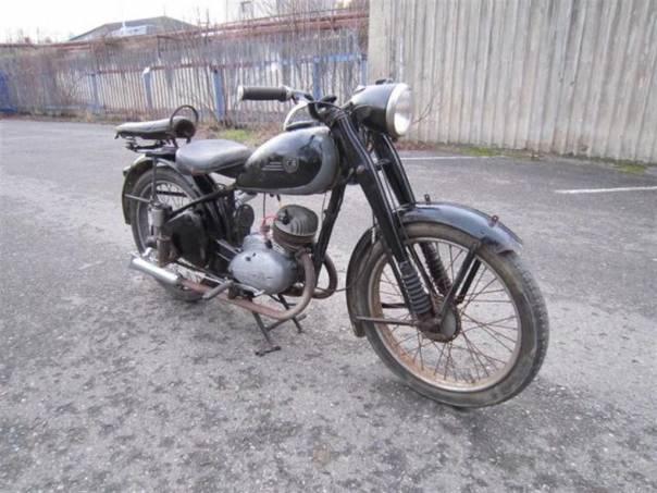 CZ 125 C, foto 1 Auto – moto , Motocykly a čtyřkolky | spěcháto.cz - bazar, inzerce zdarma