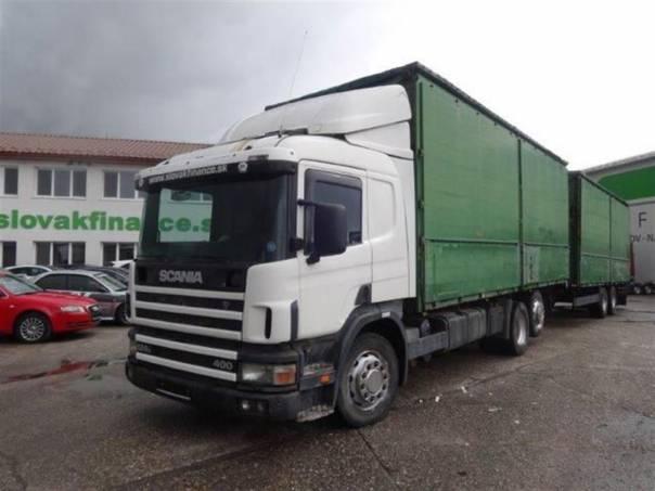 124L 400 6x2, jednostranný vyklápač + RIEDLER vykl, foto 1 Užitkové a nákladní vozy, Nad 7,5 t | spěcháto.cz - bazar, inzerce zdarma