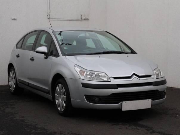 Citroën C4  1.6 HDi, 1.maj,Serv.kniha,ČR, foto 1 Auto – moto , Automobily | spěcháto.cz - bazar, inzerce zdarma
