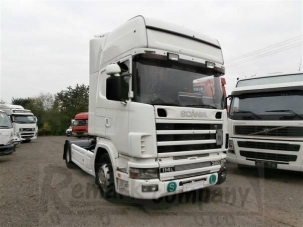 114 380 Manual, Retarder, foto 1 Užitkové a nákladní vozy, Nad 7,5 t | spěcháto.cz - bazar, inzerce zdarma