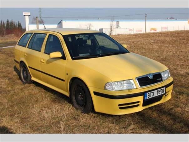 Škoda Octavia 1,8 RS, foto 1 Auto – moto , Automobily | spěcháto.cz - bazar, inzerce zdarma
