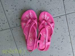 Nádherné sandálky v perfektním stavu, vel. 33 , Pro děti, Dětská obuv   | spěcháto.cz - bazar, inzerce zdarma