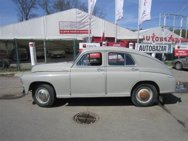 M 20 POBEDA, foto 1 Auto – moto , Automobily | spěcháto.cz - bazar, inzerce zdarma