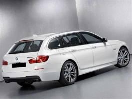 BMW Řada 5 M550d Touring JAKO NOVÉ ZÁRUKA