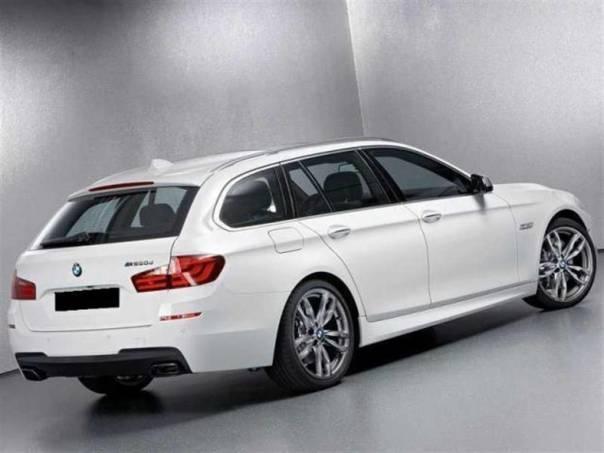 BMW Řada 5 M550d Touring JAKO NOVÉ ZÁRUKA, foto 1 Auto – moto , Automobily | spěcháto.cz - bazar, inzerce zdarma
