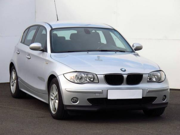 BMW Řada 1 116 i, foto 1 Auto – moto , Automobily | spěcháto.cz - bazar, inzerce zdarma