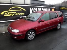 Renault Mégane 1,9 dci  ŠLAPE VÝBORNĚ