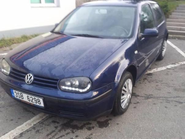 Volkswagen Golf 1,4 16V 3dv. Rv2000, foto 1 Auto – moto , Automobily | spěcháto.cz - bazar, inzerce zdarma