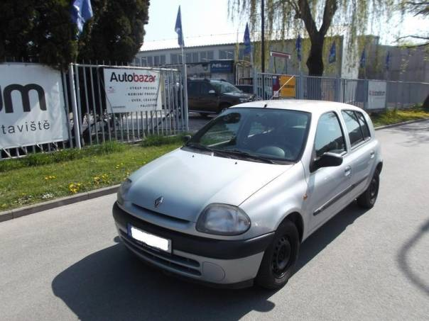 Renault Clio 1,2 RN - 2.MAJITEL,ČR, POJÍZDNÉ, foto 1 Auto – moto , Automobily | spěcháto.cz - bazar, inzerce zdarma