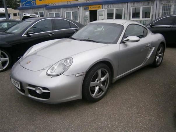 Porsche Cayman 2.7i, 180 kW, AUTOMAT, foto 1 Auto – moto , Automobily | spěcháto.cz - bazar, inzerce zdarma