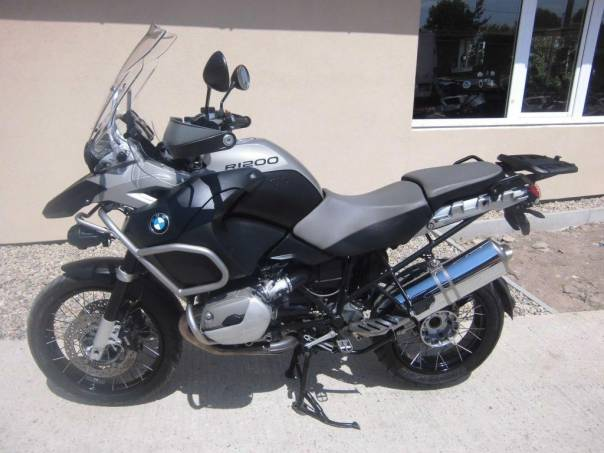BMW R 1200 , foto 1 Auto – moto , Motocykly a čtyřkolky | spěcháto.cz - bazar, inzerce zdarma
