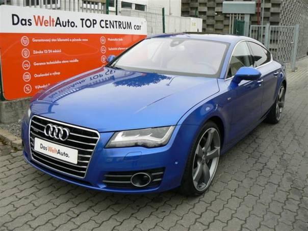 Audi A7 3,0 Bi-TDi S line quattro Tiptronic (230kw/313k), foto 1 Auto – moto , Automobily | spěcháto.cz - bazar, inzerce zdarma