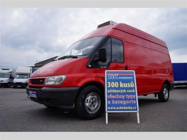 Ford Transit 350/2.4tddi maxi mrazák/chlaďá, foto 1 Užitkové a nákladní vozy, Do 7,5 t | spěcháto.cz - bazar, inzerce zdarma