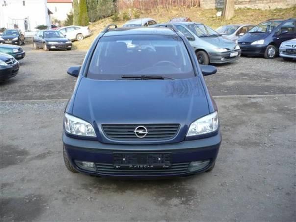Opel Zafira 1.8 16V 16v, foto 1 Auto – moto , Automobily | spěcháto.cz - bazar, inzerce zdarma