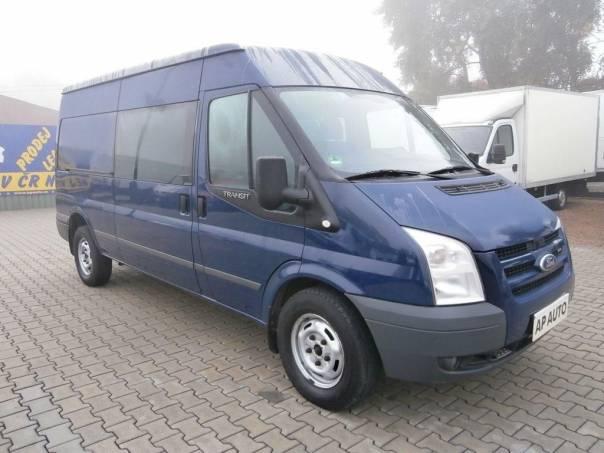 Ford Transit 350L 6 MÍST KLIMA SERVISKA 2.4TDCI, foto 1 Užitkové a nákladní vozy, Do 7,5 t | spěcháto.cz - bazar, inzerce zdarma
