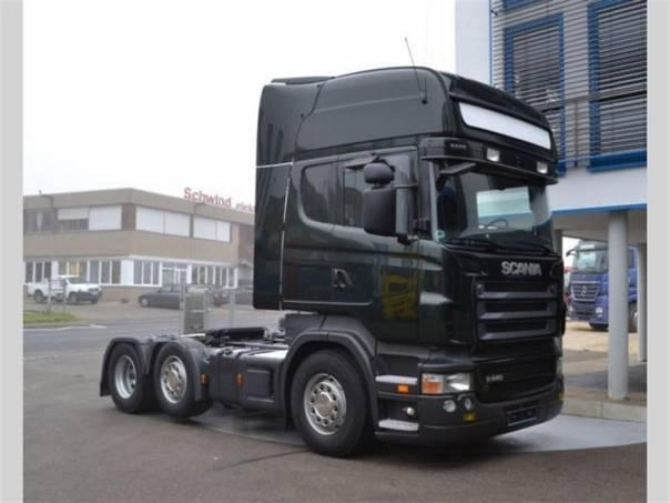R 440 6x2, foto 1 Užitkové a nákladní vozy, Nad 7,5 t | spěcháto.cz - bazar, inzerce zdarma