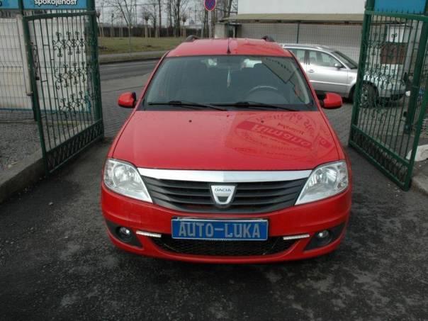 Dacia Logan 1,6 77KW-LPG 7-míst, foto 1 Auto – moto , Automobily | spěcháto.cz - bazar, inzerce zdarma