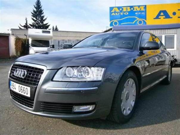 Audi A8 3,0 TDI  171 kW   QUATTRO, foto 1 Auto – moto , Automobily | spěcháto.cz - bazar, inzerce zdarma