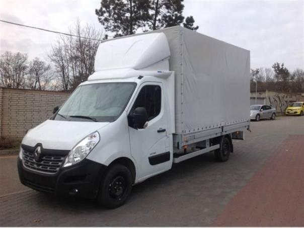 Renault Master L3 Valník s plachtou 8palet, foto 1 Užitkové a nákladní vozy, Do 7,5 t | spěcháto.cz - bazar, inzerce zdarma