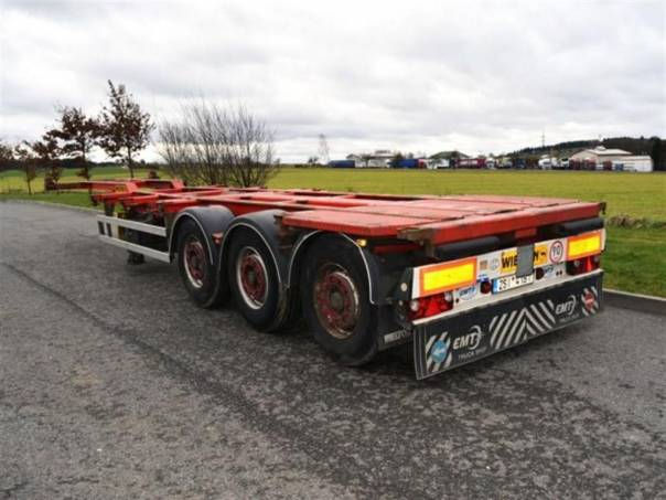 NS 34  HI-CUBE, ADR, foto 1 Užitkové a nákladní vozy, Přívěsy a návěsy | spěcháto.cz - bazar, inzerce zdarma