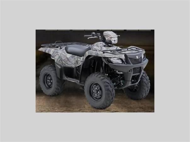 KingQuad 750 Axi Camo, foto 1 Auto – moto , Motocykly a čtyřkolky | spěcháto.cz - bazar, inzerce zdarma