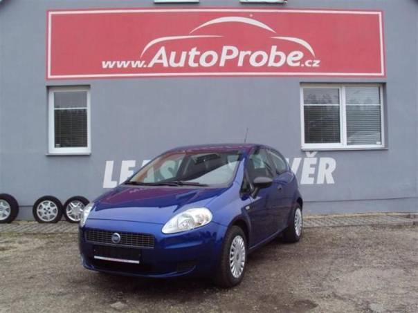 Fiat Grande Punto 1.4i 16V ACTIVE, foto 1 Auto – moto , Automobily   spěcháto.cz - bazar, inzerce zdarma