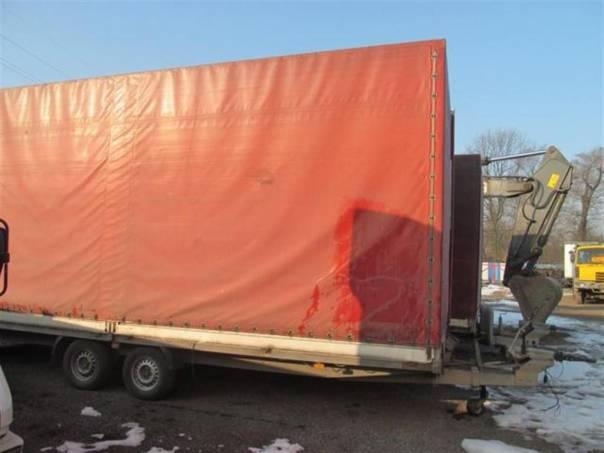 DONA D11, foto 1 Užitkové a nákladní vozy, Přívěsy a návěsy | spěcháto.cz - bazar, inzerce zdarma