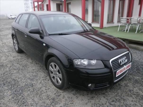 Audi A3 2.0 TDI,klima, ZAMLUVENA, foto 1 Auto – moto , Automobily | spěcháto.cz - bazar, inzerce zdarma