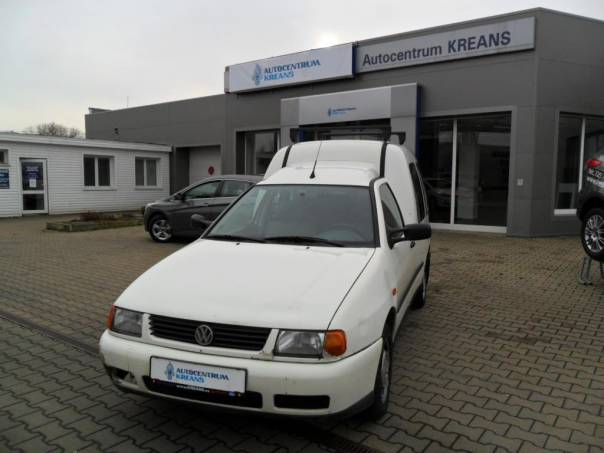 Volkswagen Caddy 1.9 D  Eko zaplaceno,5míst,ČR, foto 1 Auto – moto , Automobily | spěcháto.cz - bazar, inzerce zdarma