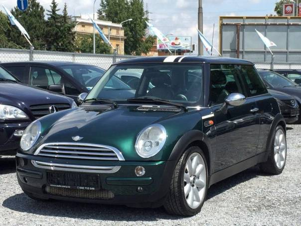 Mini Cooper 1.6 16V 85kW, foto 1 Auto – moto , Automobily | spěcháto.cz - bazar, inzerce zdarma