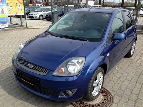 Ford Fiesta 1.6 TDCi 66 kW klima, foto 1 Auto – moto , Automobily | spěcháto.cz - bazar, inzerce zdarma