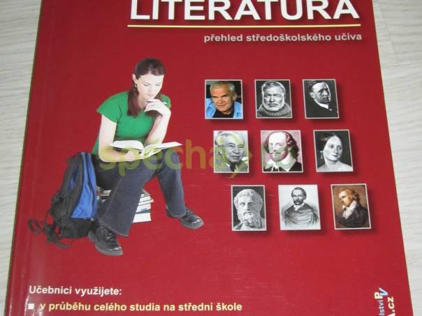 MATURITA - Literatura přehled středoškolského učiva, foto 1 Hobby, volný čas, Knihy | spěcháto.cz - bazar, inzerce zdarma