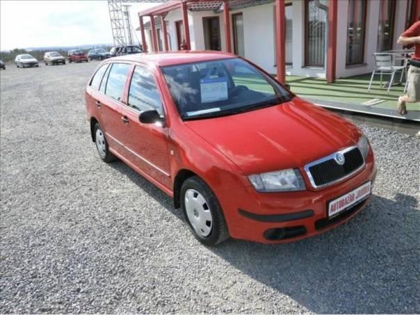 Škoda Fabia 1,4 16v servis 1.majitel CZ, foto 1 Auto – moto , Automobily | spěcháto.cz - bazar, inzerce zdarma