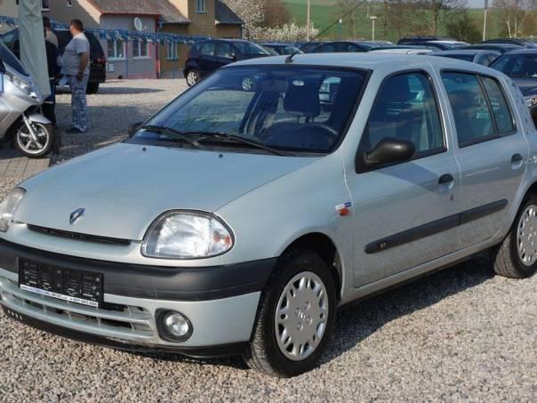 Renault Clio 1.4i 55kW 5dv., foto 1 Auto – moto , Automobily | spěcháto.cz - bazar, inzerce zdarma