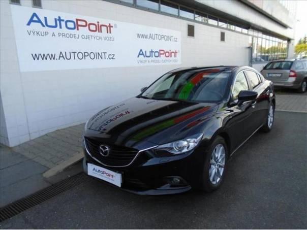Mazda 6 2.2D Attraction NAVI 6MT prodl, foto 1 Auto – moto , Automobily | spěcháto.cz - bazar, inzerce zdarma