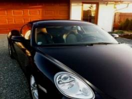Porsche Cayman 2.7i NAVI