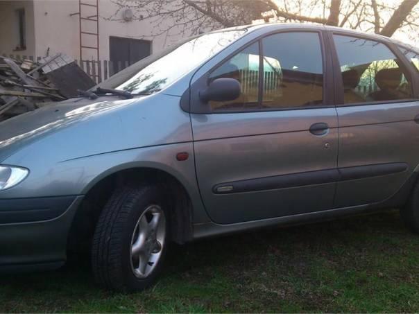 Renault Scénic 1,6 66kW LPG r.v. 1998, tažné, klima, zimní paket, foto 1 Auto – moto , Automobily | spěcháto.cz - bazar, inzerce zdarma