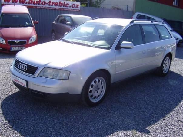 Audi A6 2.5 TDi AUTOMAT, foto 1 Auto – moto , Automobily | spěcháto.cz - bazar, inzerce zdarma