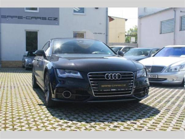 Audi A7 3.0 TFSI quattro S-line, ČR, foto 1 Auto – moto , Automobily | spěcháto.cz - bazar, inzerce zdarma
