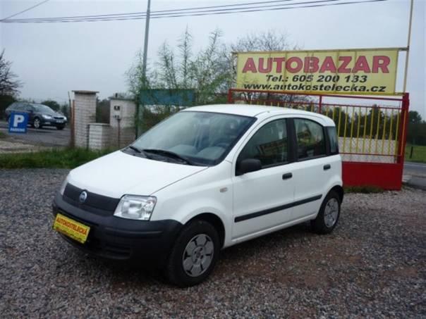 Fiat Panda 5dv. 1.1i servis orig, foto 1 Auto – moto , Automobily | spěcháto.cz - bazar, inzerce zdarma