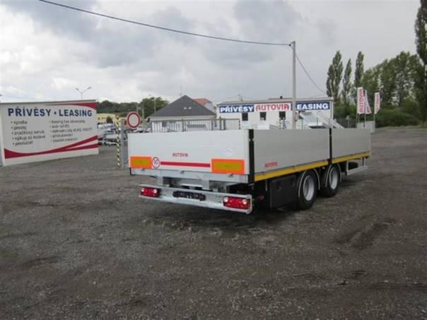 AVG18T 6,00/2,48/0,88, foto 1 Užitkové a nákladní vozy, Přívěsy a návěsy | spěcháto.cz - bazar, inzerce zdarma