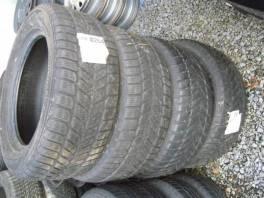 4x zimní pneu 225/55,16