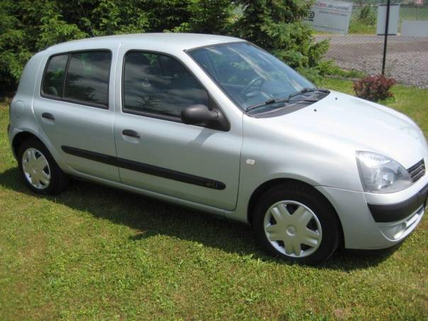 Renault Clio 1.5dci, foto 1 Auto – moto , Automobily | spěcháto.cz - bazar, inzerce zdarma
