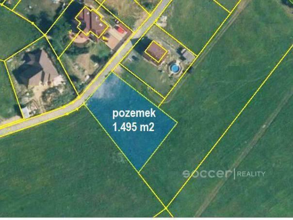 Prodej pozemku, Křížkový Újezdec, foto 1 Reality, Pozemky | spěcháto.cz - bazar, inzerce