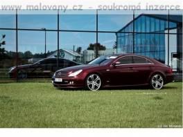 Mercedes-Benz Třída CLS 320 CDi 200kW BRABUS souk