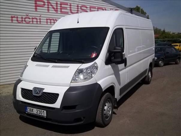 Peugeot Boxer 2,2 HDi  350, foto 1 Užitkové a nákladní vozy, Nad 7,5 t | spěcháto.cz - bazar, inzerce zdarma